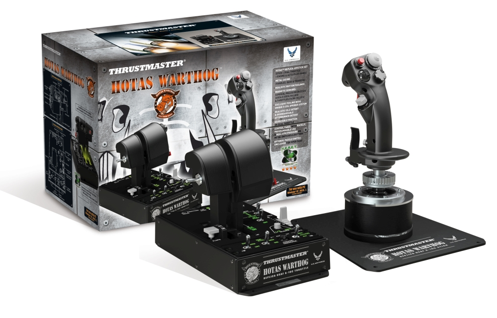Thrustmaster Hotas Wartog - pro PC 2960720